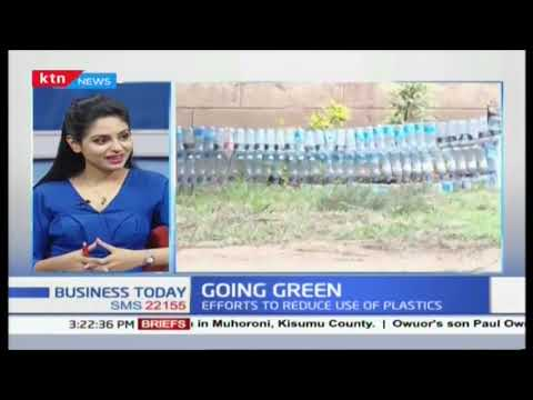 Going green : Concerns about environment pollution due to plastic bottles