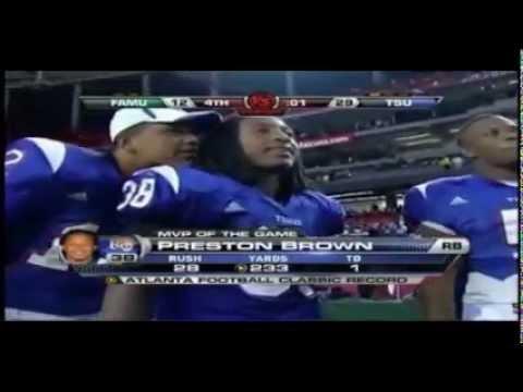 Preston Brown PRE-DRAFT (NFL HIGHLIGHT REEL)