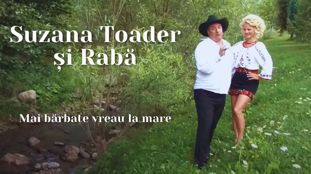 Suzana Si Raba Mai Barbate Vreau La Mare Formatie De Nunta Oradea