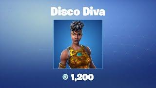 New Disco Diva Skin In Fortnite