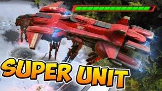 SUPER UNITS!!! - Halo Wars 2 || Blitz BETA - First Impressions