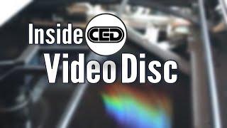 Inside the RCA Selectavision CED Videodisc Player SJT-200