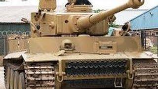 Внутри танка 'Тигр' документальный фильм.
