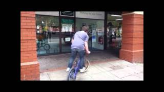 luke hughes and ryan jones bmx edit 25th july 2011