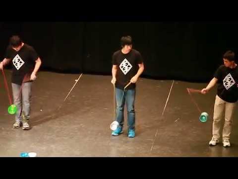 Chinese Yo-Yo (Arthur & Albert Youth Factor Audition 2015)