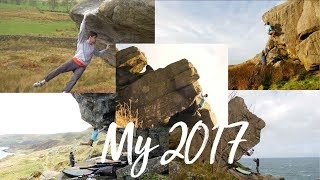 My BEST boulders of 2017