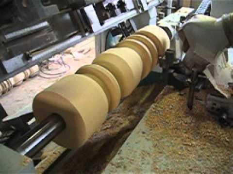 Fabricacion patas madera nesu para mueble y mesa youtube - Como hacer patas de madera para mesas ...