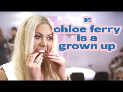 Being A Boss | Chloe Ferry Is A Grown Up