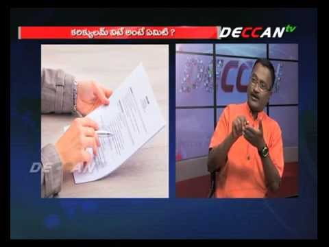 DECCAN tv TURNING POINT PROGRAM