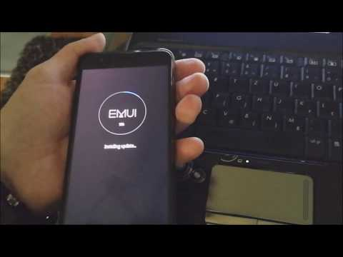 HwOTA8 - upgrade Emui 8-Emui 8 or rollback from Emui 8 to Emui 5 - Huawei  P10 lite
