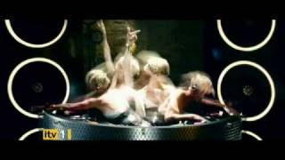 The Girls Aloud Party - 30 Second Advert [Widescreen, HQ]