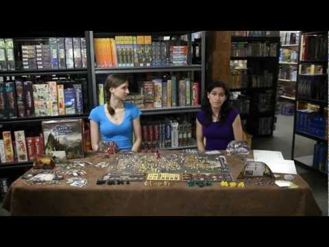 A Game of Thrones: The Board Game Review - Starlit Citadel Reviews Season 1
