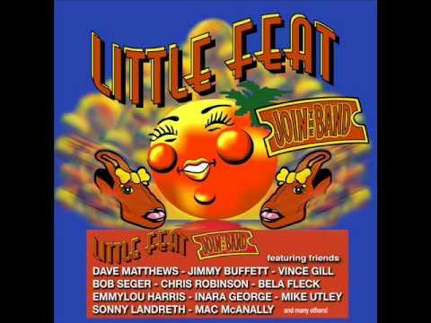 """Little Feat """"Skin It Back"""""""
