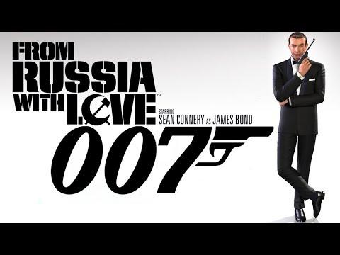 "Cómo Se Hizo ""Desde Rusia Con Amor"" (""From Russia With Love"" Making-of)"