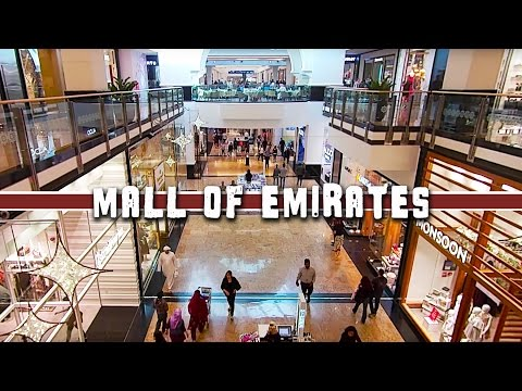 TRAVEL DUBAI VLOG | Mall of Emirates & Ski Dubai 杜拜旅遊 #10