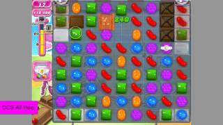 Candy Crush Saga Level 1076 No Boosters