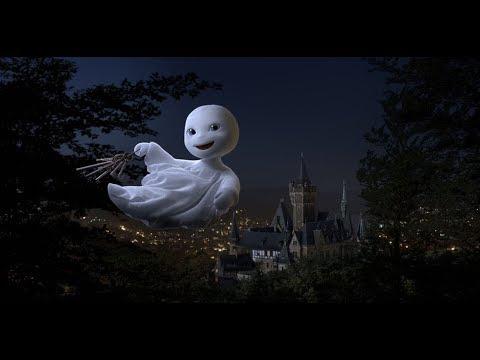 The Little Ghost - Phim Hoạt hình hài hước CHÚ MA BÉ BỎNG - Disney VN
