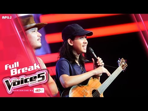 The Voice Thailand 5 - Blind Auditions - 25 Sep 2016 - Part 6