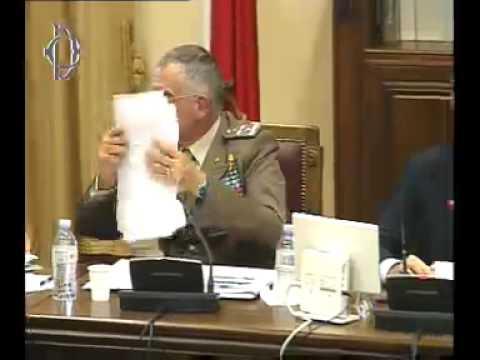 Roma - Assetto Forze armate, audizione Generale Graziano (20.11.13)