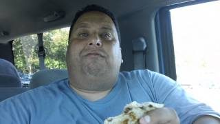 Taco Bell's Cantina Double Steak Quesadilla Reviewed!!