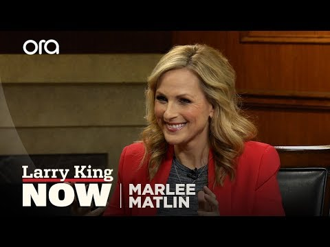 What did Marlee Matlin think of 'A Quiet Place'?