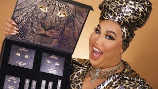 Download The Lion King Collection Makeup Tutorial | PatrickStarrr Mp3 and Videos
