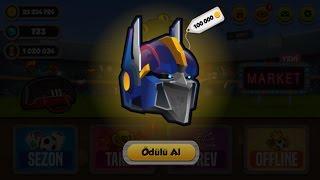 Online Kafa Topu - Markette Olmayan Maske !!!