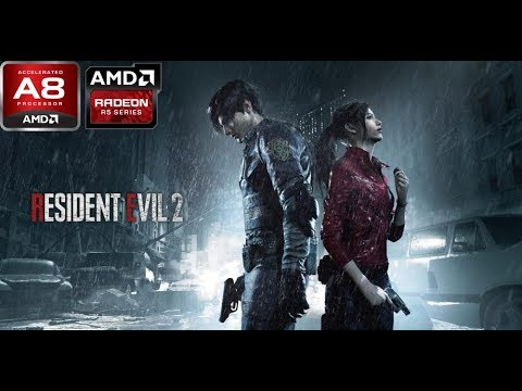Resident Evil 2 Remake on Lenovo G40-45 (AMD A8 6410, AMD R5 M330)