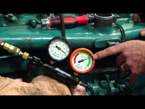 Cylinder Leak Testing & Diagnosis