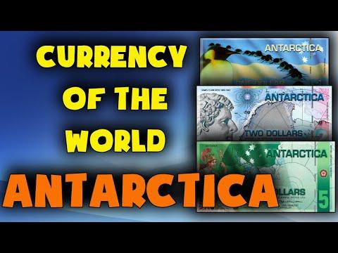 Currency Of Antarctica. The Antarctic Dollar