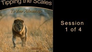 Tipping the Scales - Blessings and Curses - Session 1 of 4