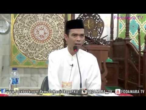 Apa Hukum Memilih Perempuan - H.Ustadz Abdul Somad Lc,MA