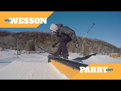 SLVSH    Will Wesson vs. Andy Parry