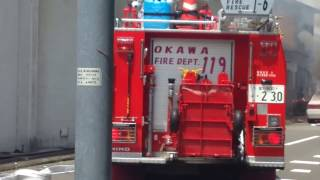 【東かがわ市】車火災! 白昼に突然炎上運転手は?