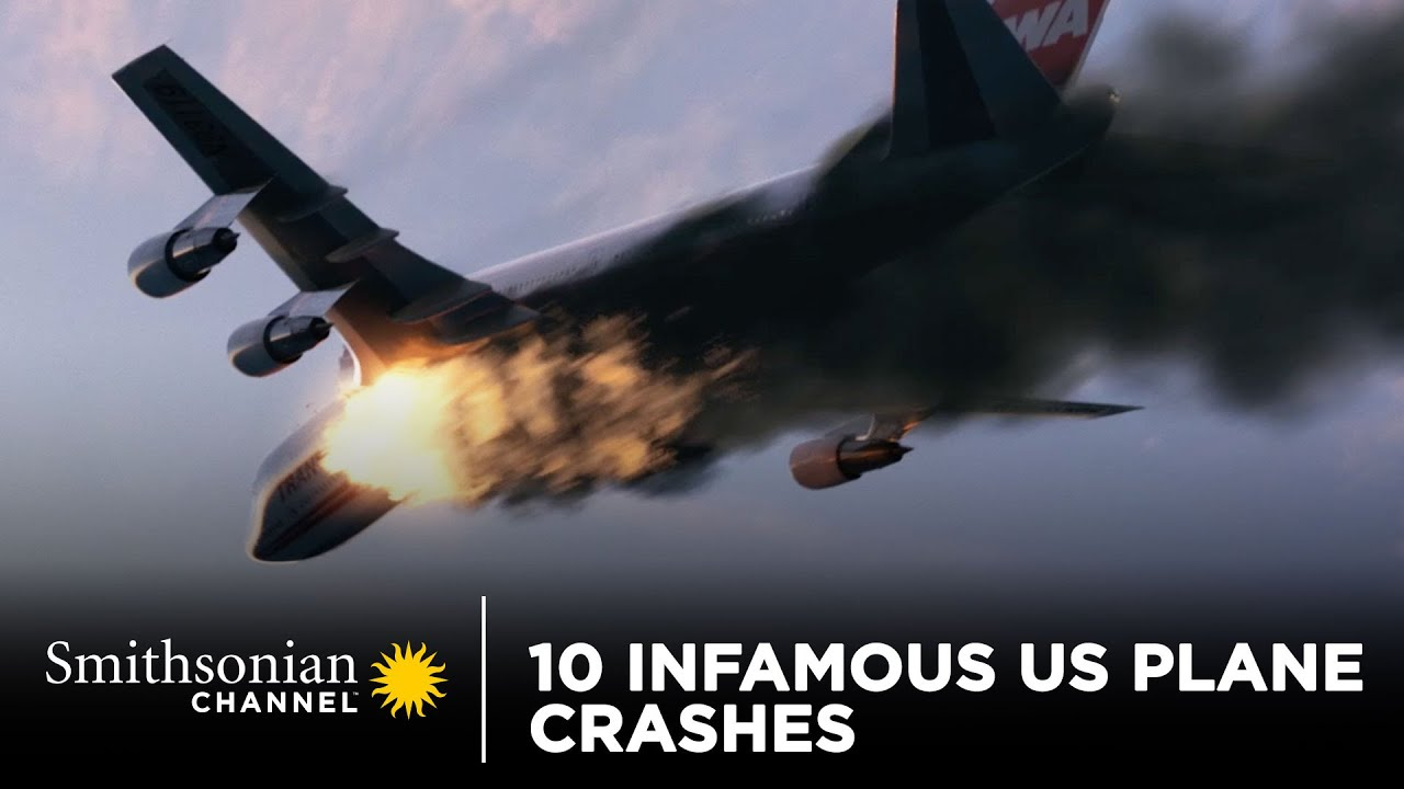 Download 10 Infamous US Plane Crashes | Smithsonian Channel