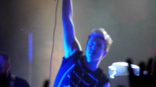 The Blackout - This Is Why We Can't Have Nice Things [Live At London KOKO, 12/04/11]
