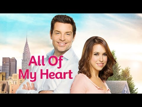 All of My Heart  Starring  Lacey Chabert, Brennan Elliott and Ed Asner  Hallmark Channel