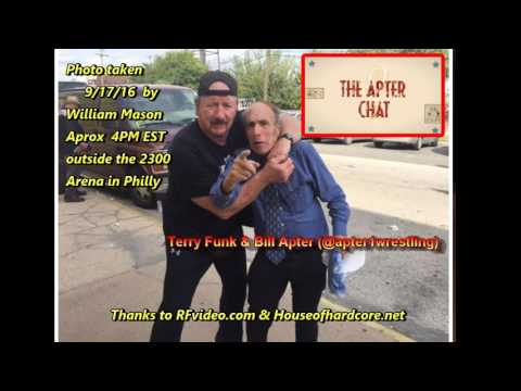 SHOCKING!  TERRY FUNK ADMITS HE IS STILL ALIVE!