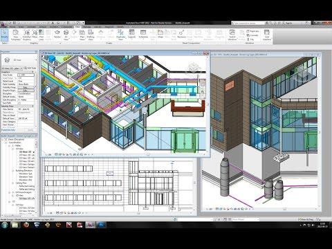 B 224 I 1 Revit Mep Architecture Hướng Dẫn C 224 I đặt Ban đầu