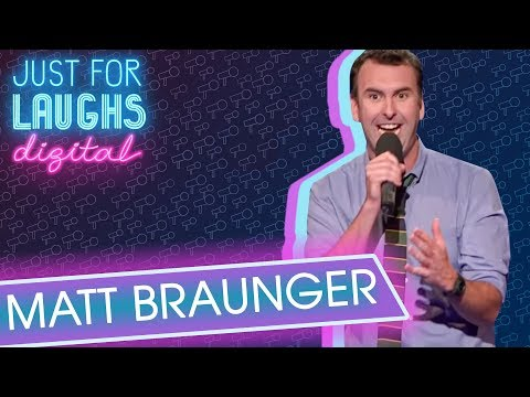 Matt Braunger Stand Up - 2013