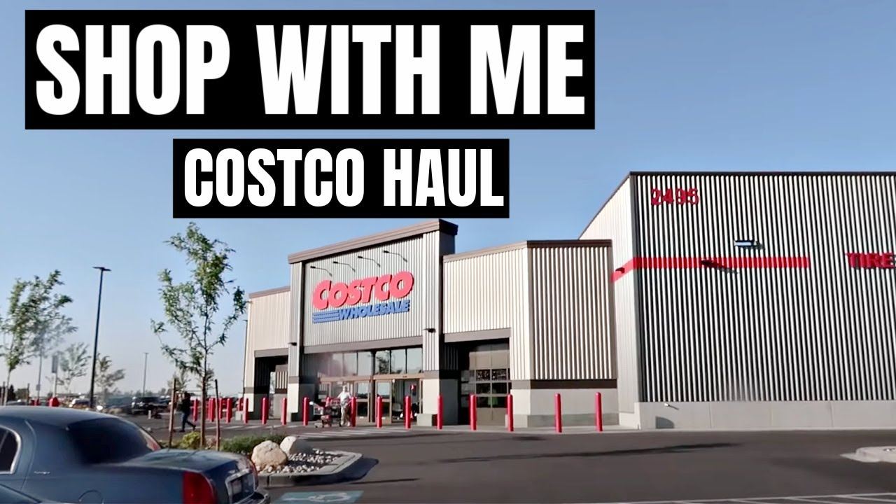 Download COSTCO SHOP WITH ME   COSTCO HAUL & A SURPRISE   FRUGAL FIT MOM