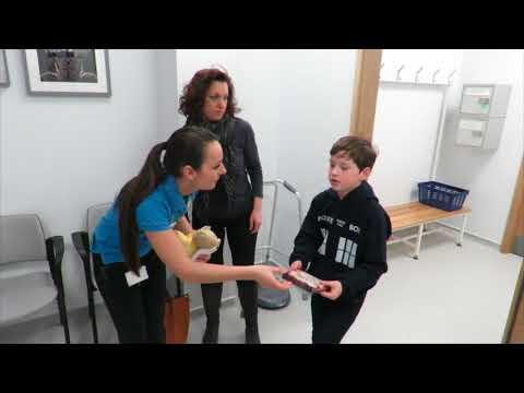 Children's MRI video