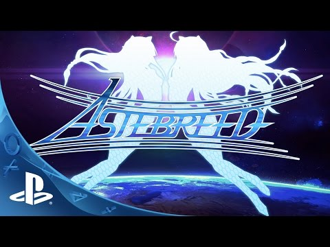 Astebreed - Launch Trailer | PS4