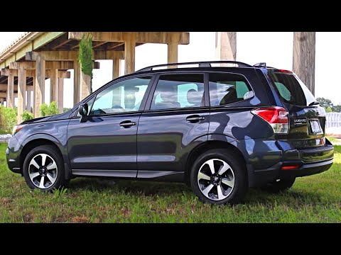 2018 Subaru Forester 2.5i Review