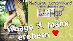 Waage Mann erobern - Sternzeichen Waage - Liebe & Partnerschaft