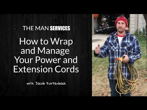 Power and Extension Cord Management with Jacob Kurtenbach
