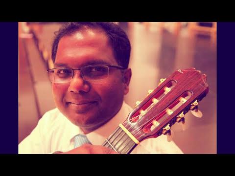 Triadic Tunnel Classical guitar Concert -Kalana De Silva