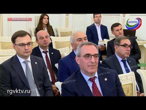 Глава Дагестана сегодня провел еженедельное рабочее совещание