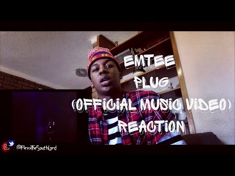 Emtee - Plug (Official Music Video) | Reaction 🔥🔥 | South African YouTuber