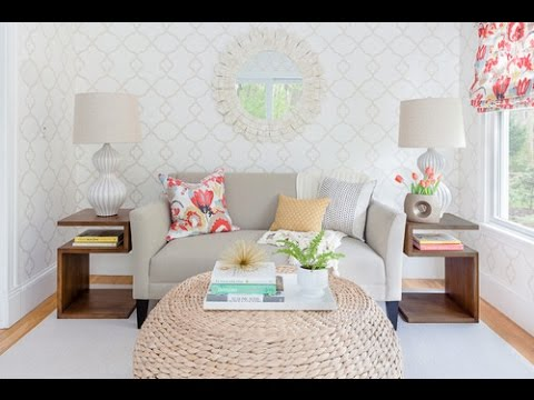30 ideas para salas/salones pequeños (30 ideas for small living rooms)